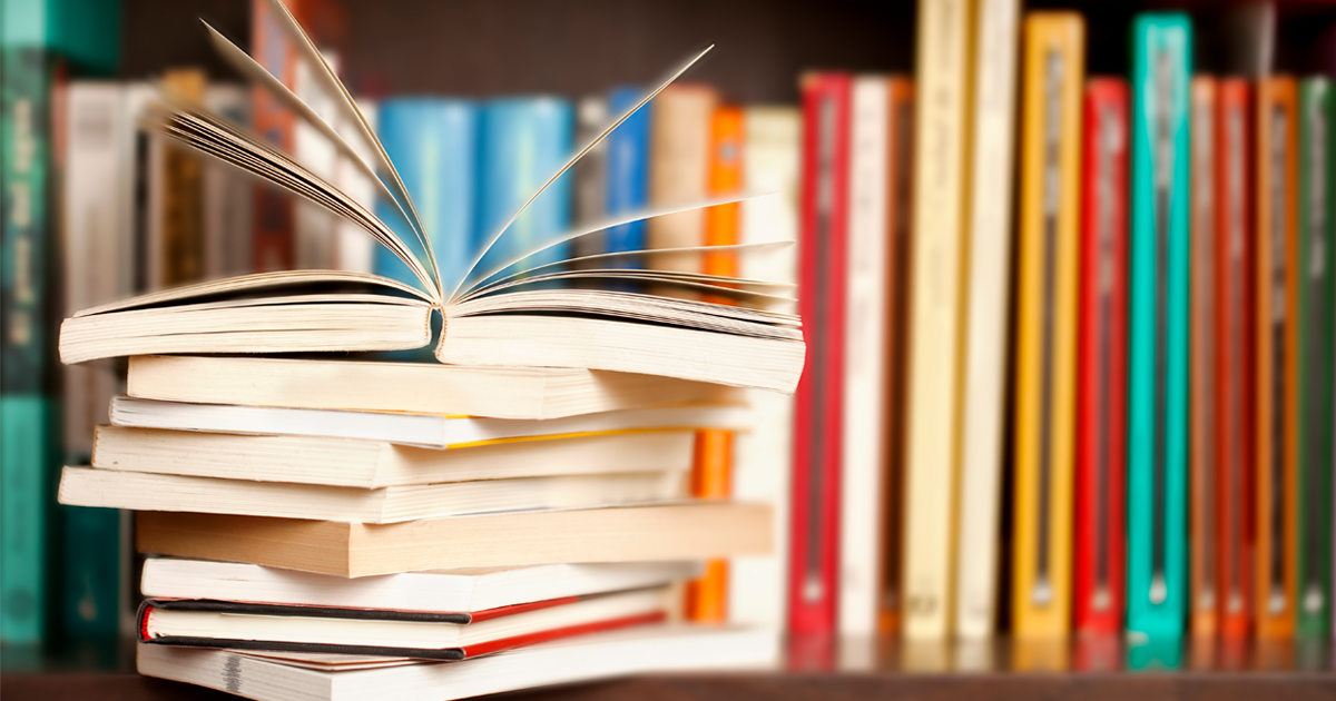 90 000 Bücher, eine kluge Auswahl