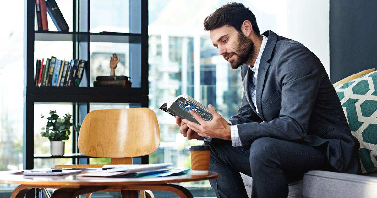 Top 5 Business Books to Read Before You're 30