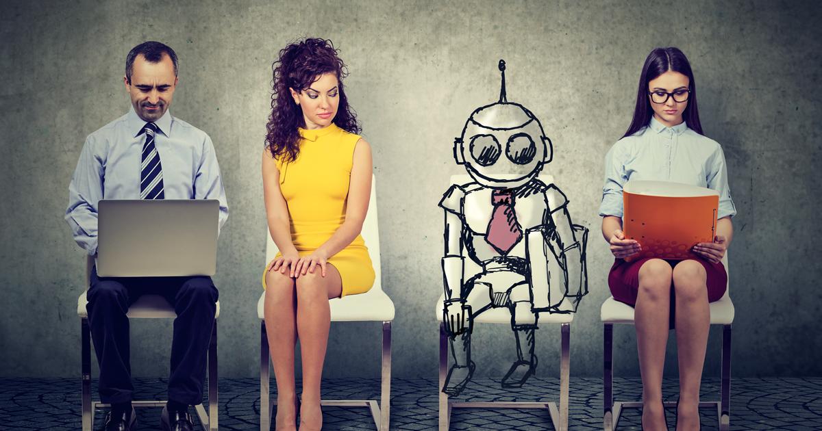 Was würden Roboter tun, wenn Menschen die Macht übernähmen?