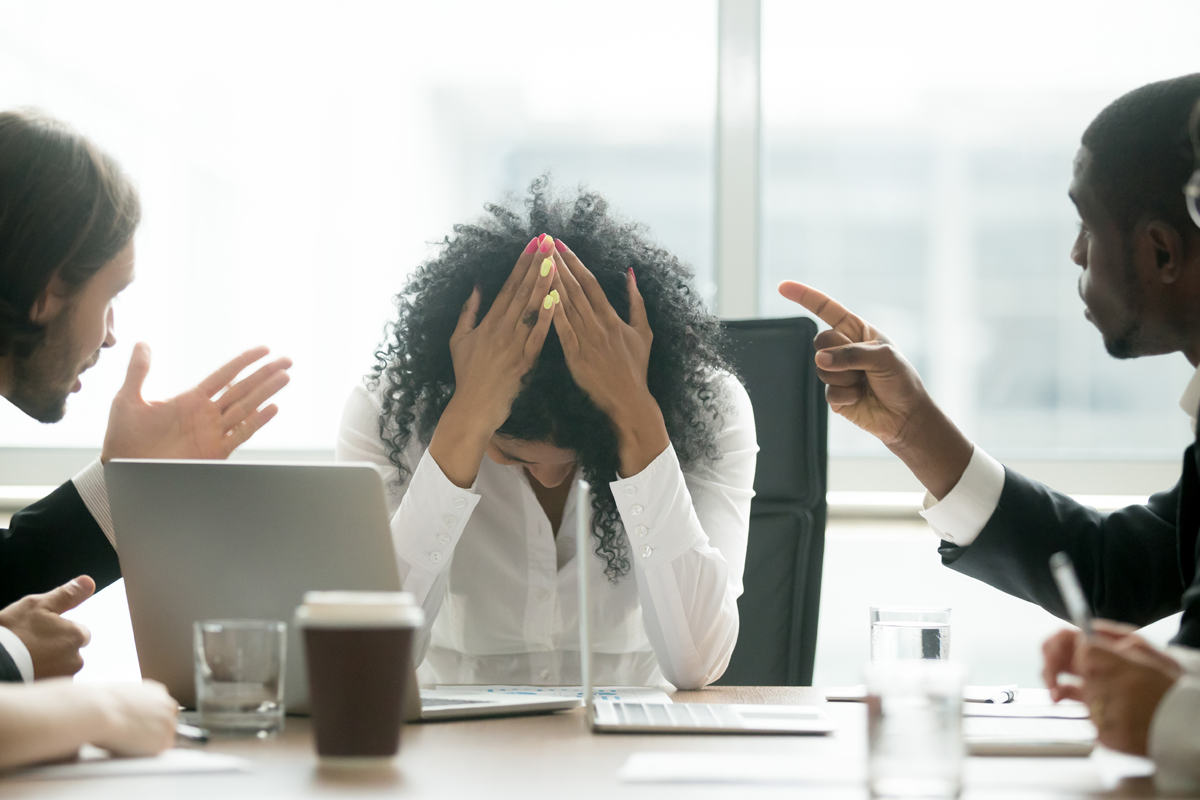 The Key to Dealing With Workplace Bullies? Exposing them, authors say