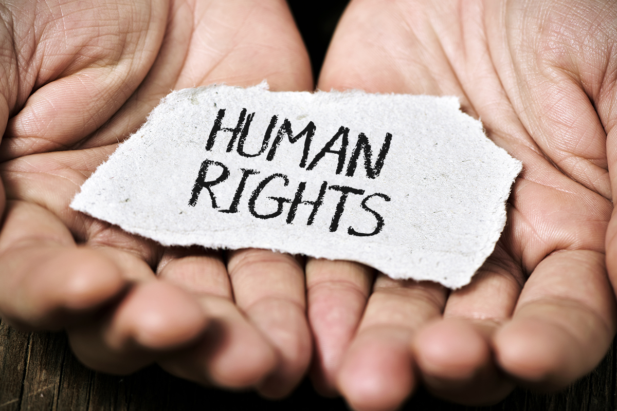 70 Jahre AEMR: das Recht, ein Mensch zu sein