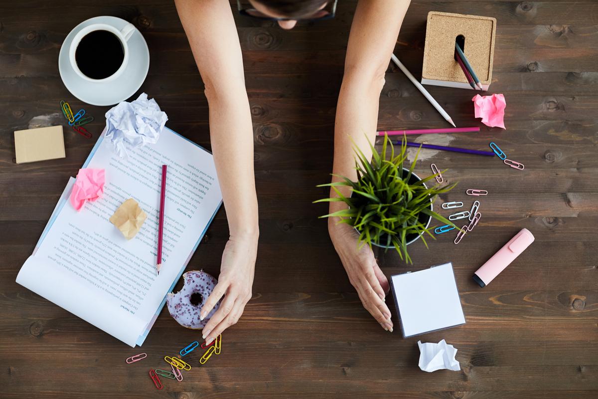 Take the KonMari method to the workplace