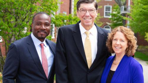 Efosa Ojomo, Clayton M. Christensen and Karen Dillon