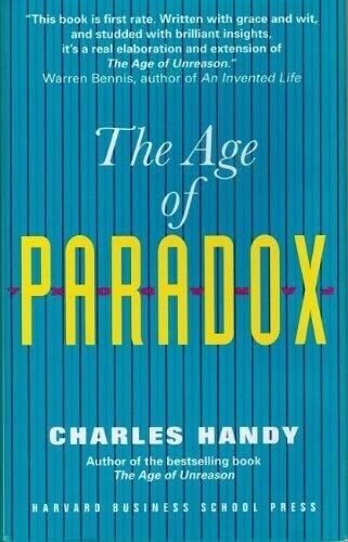 Accept Paradoxes and Thrive