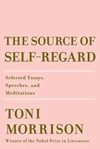 Toni Morrison Speaks