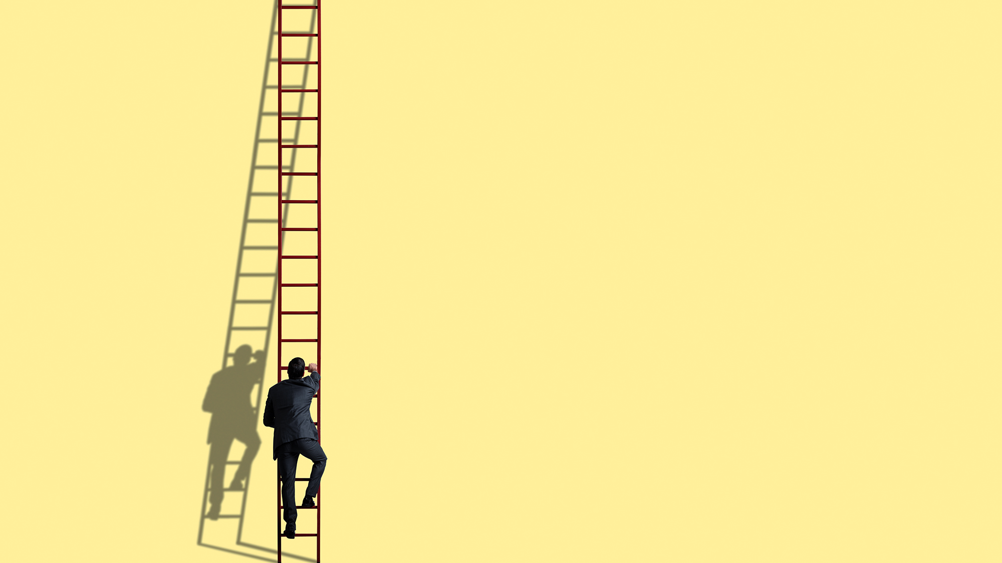How to Climb the Career Ladder Faster