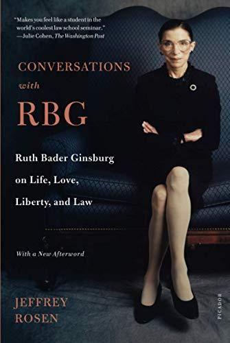 Ginsburg Speaks