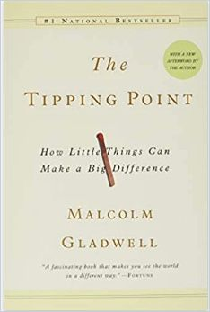 Gladwell's Tipping Point