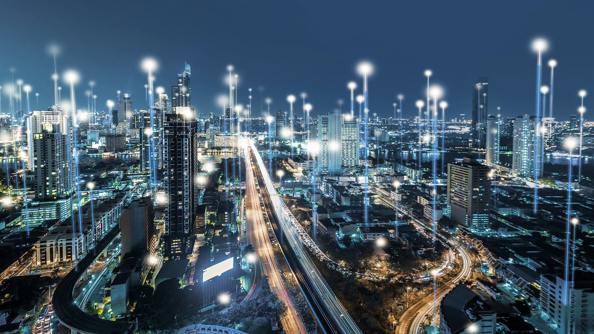 Smart and Smarter Cities