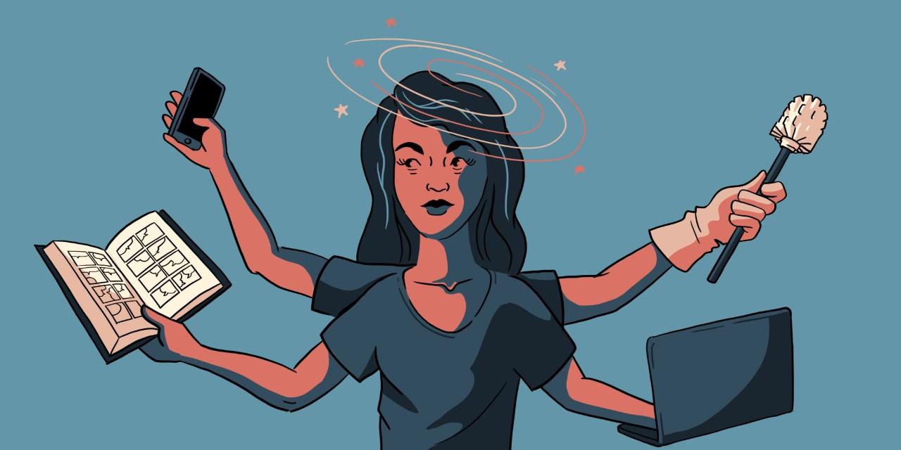Folge 14: Das Problem Multitasking