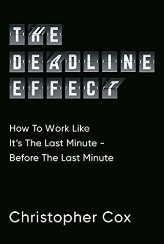 How to Meet Your Deadlines