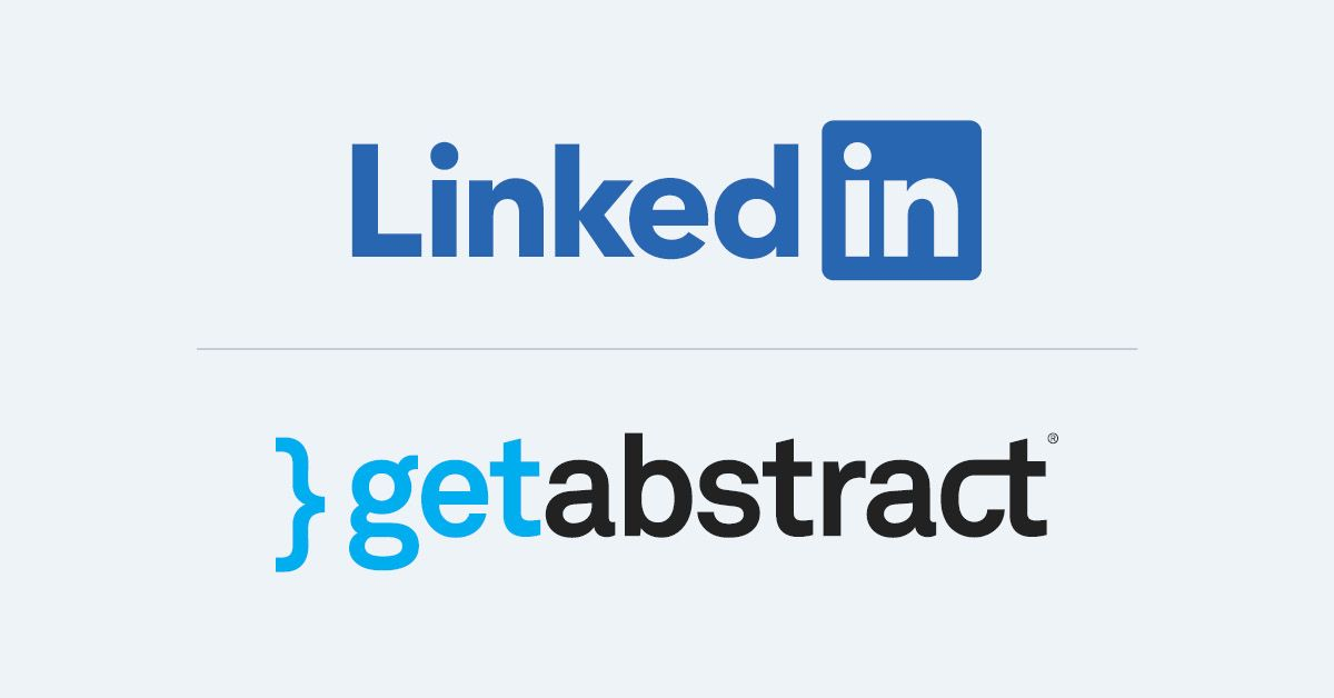 getAbstract Joins the LinkedIn Learning Hub